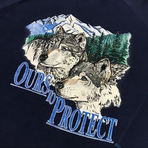 Ours to Protect wolf mountain park conservation top